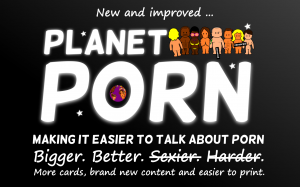 Making it easier to talk about porn