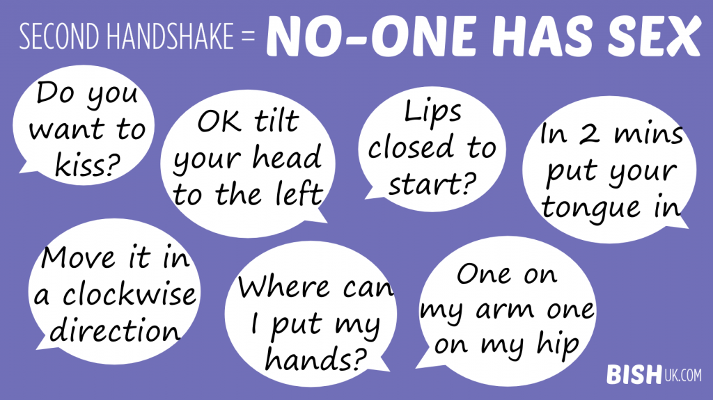 Consent Talk 10 handshake