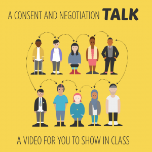 A Consent and negotiation talk